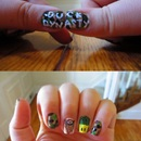 Duck Dynasty Nails