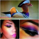 Inspired by the Mandarin Duck