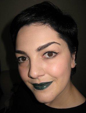 Love this Makeuprevolution Lipstick in Serpent *_*