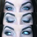 Blended Smokey Eye