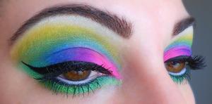 Rainbow, Sugarpill Eyes
