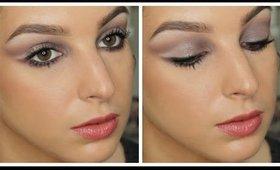 Reverse Smokey Eyes Makeup Tutorial ♥
