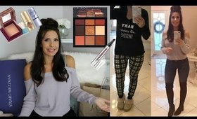 HAUL Try On | Fashion and Beauty Items | On Sale and Stocking Stuffers