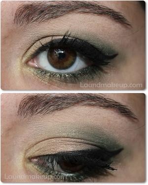 eyesgreenage