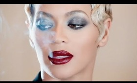 Beyoncé Haunted Music Video Makeup