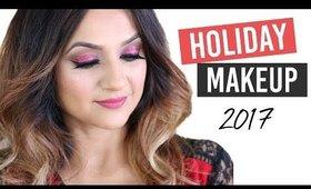Holiday 2017 Makeup Tutorial