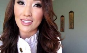 Smokey Glam Couture Eye Tutorial & Review - Still Glamorus Cosmetics - Great Fall Makeup Look
