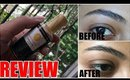 MOM'S THERAPY EYEBROW OIL REVIEW | Stacey Castanha