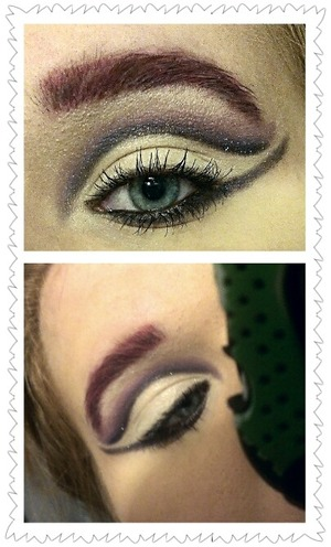 Loved doing this and I don't feel it was half bad for my second time doing.