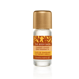 The Body Shop Candied Ginger Home Fragrance Oil