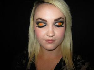 Candy Corn Eyes