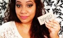 Urban Decay Naked Basics Palette... My Thoughts
