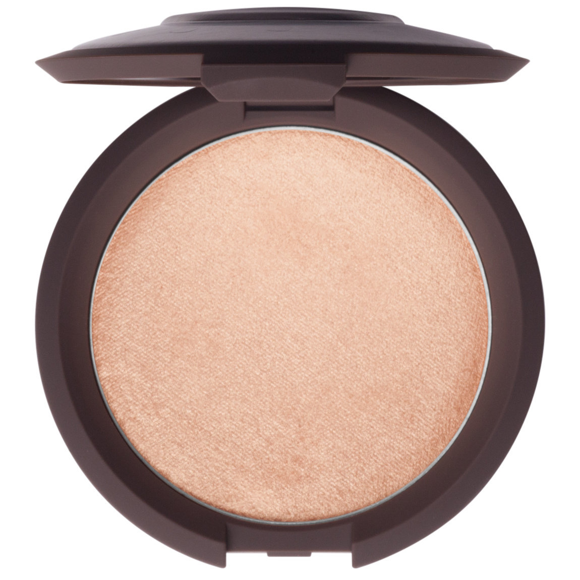 BECCA Shimmering Skin Perfector Pressed Topaz product swatch.