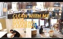 CLEAN WITH ME 2019// WEEKEND CLEANING ROUTINE//SPEED CLEANING