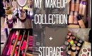 My Current Makeup Collection 2015