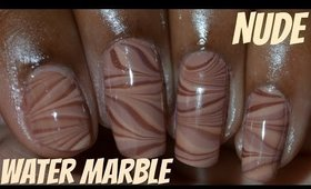 Nude Water Marble | Water Marble May 2017 #3