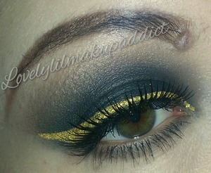 for more details and a pictorial check out my blog lovelylilmakupaddict.blogspot.com