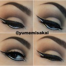 Exotic Wing Cut Crease