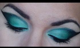 Makeup Monday: Superb Bird of Paradise