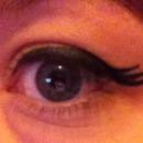 Triple winged  eyeline