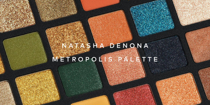 Shop Natasha Denona's Metropolis Palette on Beautylish.com