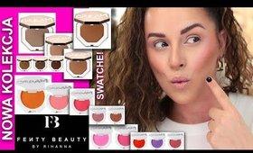 NOWOŚCI OD FENTY BEAUTY - Freestyle Cream Bronzer & Blush - HIT czy KIT?