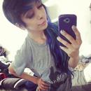 Love my eyeshadow<3