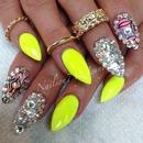 Nails on 7 by Jenny <3