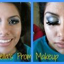 Bella's 2013 Senior Prom Makeup