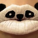 Love panda lips