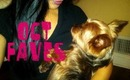 ♥ October Favorites 2011 & ft. My Dog Coffee ♥