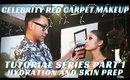 Celebrity Red Carpet Makeup Tutorial Series Part 1 HYDRATION - mathias4makeup