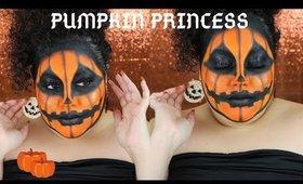 GRWM Halloween Edition Pumpkin Princess