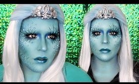 HALLOWEEN MAKEUP TUTORIAL: MERFAIRY? Fairy or Mermaid... You Decide