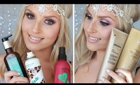 Hair Update ♡ Best Haircare Routine for Blonde or Damaged Hair!