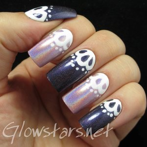 Read the blog post at http://glowstars.net/lacquer-obsession/2015/02/holo-and-lace/
