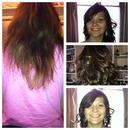 Hair make over