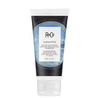 R+Co Submarine Water Activated Exfoliating Shampoo