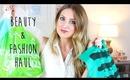 Beauty & Fashion Haul: Sephora, Urban, Nordstrom & more!