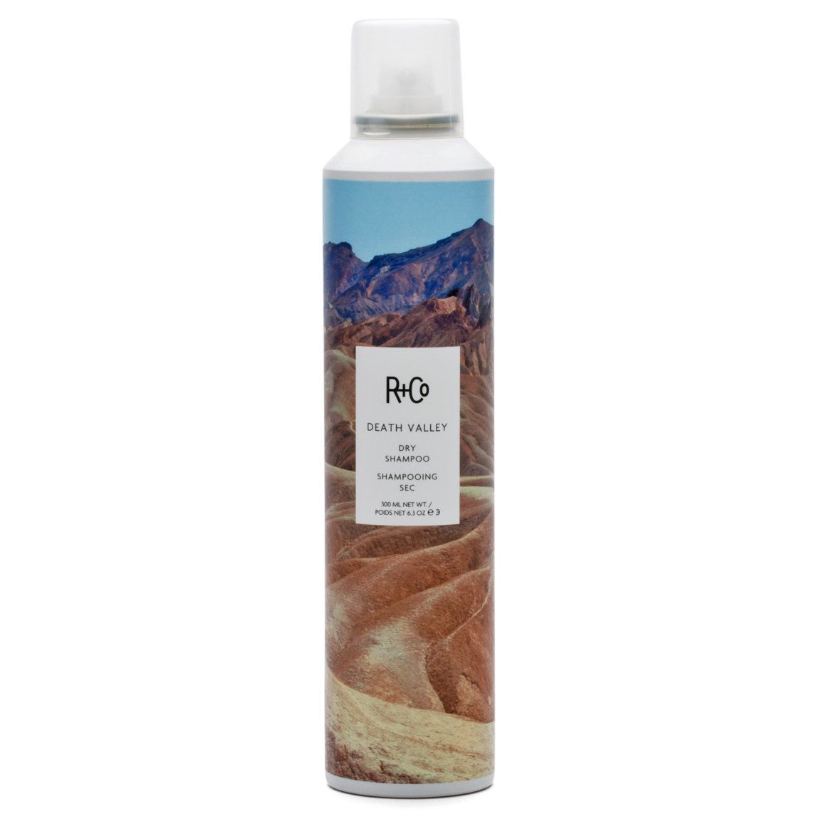 R+Co Death Valley Dry Shampoo 6.3 oz alternative view 1 - product swatch.