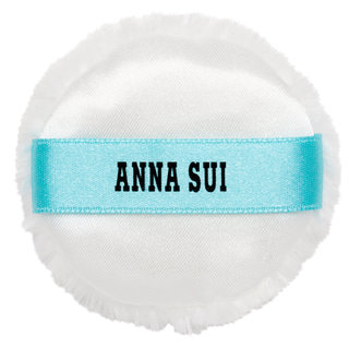 Anna Sui Brightening Face Powder Mini Puff 2
