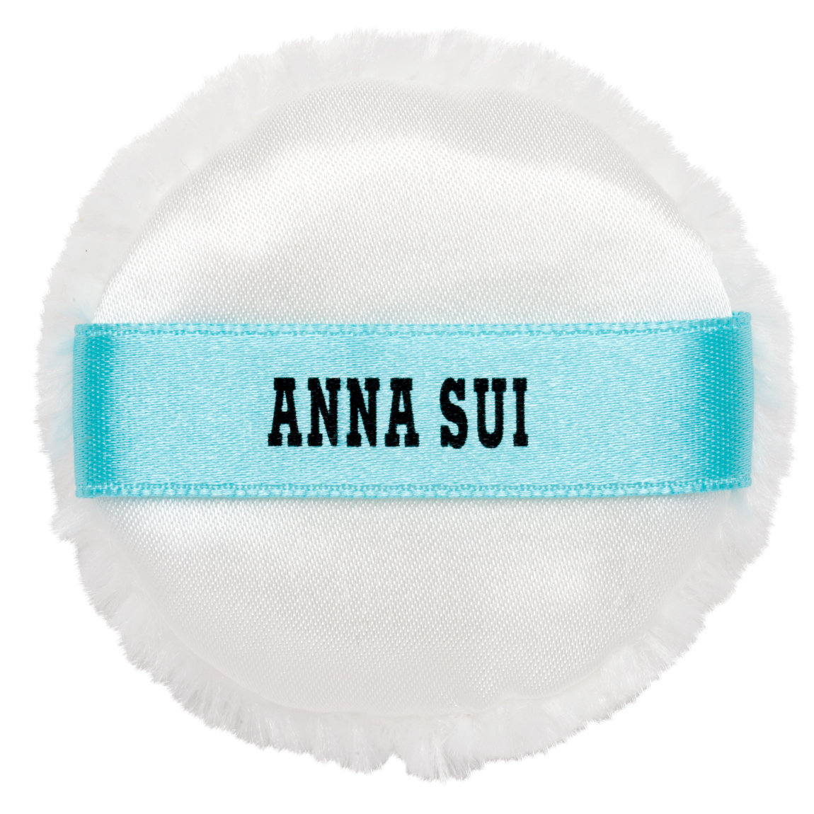 Anna Sui Brightening Face Powder Mini Puff 2 product smear.