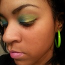 Blue&&Lime Green