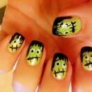 Lil' Frankies Nail Art