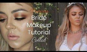 #Princess #Bride #MakeupTutorial | Beauty by Pinky