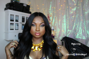 this was a look created for my youtube channel @tinatina90