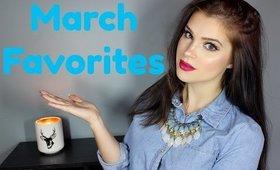 March 2016 Faves! | MorganEstALaMode