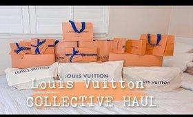 HUGE LOUIS VUITTON HAUL 2019 | EUROPE & U.S
