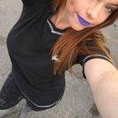 Blurple Lips ;D