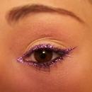 I'm not much of a makeup artist...